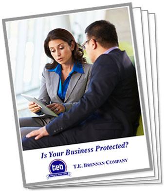 Risk Insurance eBook - TE Brennan Company Image